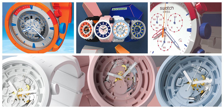 Focus on Bioceramic watches