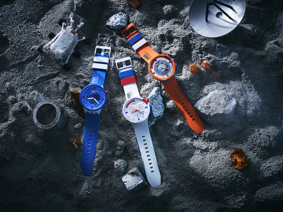 Space collection special watches