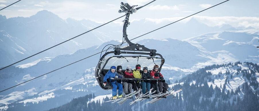 ski egg to go on top of the mountain