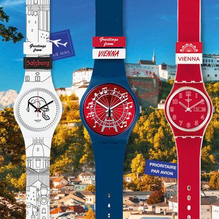 Austrian Destination watches